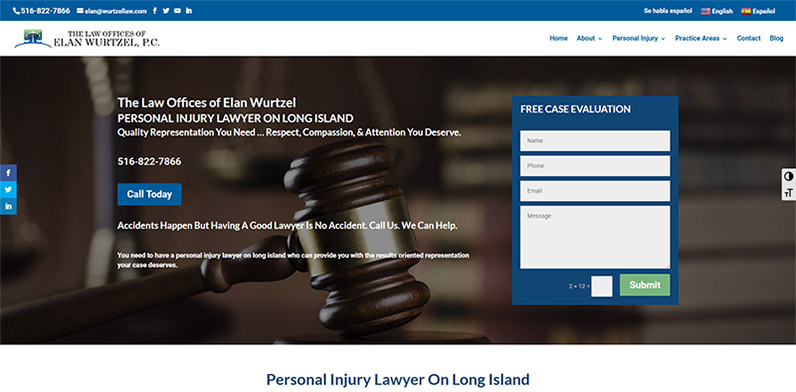 Law Office of Elan Wurtzel